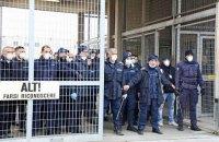 Карантин через коронавірус призвів до тюремного бунту в Італії