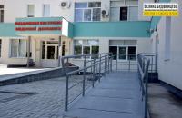 На Сумщині запрацювало оновлене приймальне відділення обласної лікарні