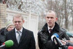Милиция не пускает нардепов к Тимошенко