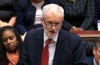 Британська опозиція погодилася на дострокові вибори