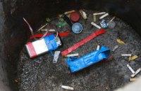 Возле драмтеатра в Мариуполе нашли муляж бомбы