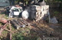 У Харківській області через вибух артснаряду часів Другої світової загинув чоловік