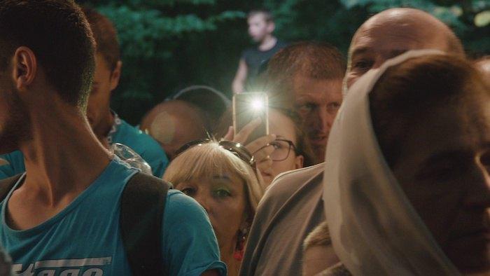 Кадр з фільму «Зарваниця»