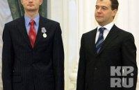 """Cпецкореспондент """"Комсомольской правды"""" повідомляє, що СБУ заборонила йому в'їзд в Україну"""