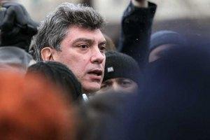 Опозиція проведе марш в пам'ять про Нємцова в центрі Москви