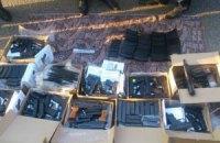 Міліція затримала 23 волонтерів і 128 бійців за вивезення зброї із зони АТО