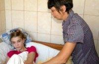 Избитую в Николаеве Сашу Попову выписывают из больницы