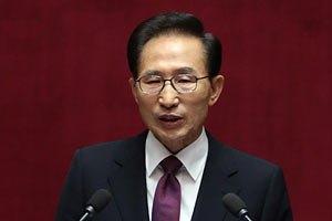 В Южной Корее сына президента допрашивали 14 часов