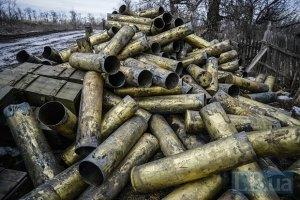Біля Пісків і Донецького аеропорту не припиняються арт-дуелі