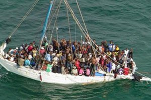 Біля грецького острова затонув човен з мігрантами
