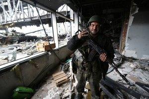 Боевики увеличили количество обстрелов в районе Донецкого аэропорта, - ОБСЕ