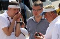 """Кириленко: міліція не пропускає """"швидку"""" до голодуючих активістів"""