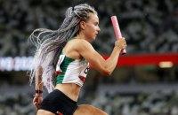 Збірна Білорусі провалила естафету 4 x 400 м, через яку виник скандал з Тимановською