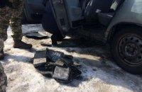 Українець намагався вивезти з окупованої Горлівки 300 кг свинцю