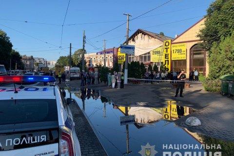 В сгоревшей гостинице в Одессе нашли девятого погибшего