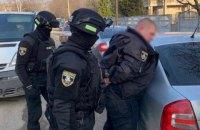 """Поліцейського чиновника з Кам'янського, який організував """"кришування"""" бізнесменів, звільнили"""