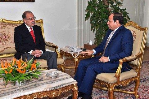 В Египте принял присягу новый кабинет министров
