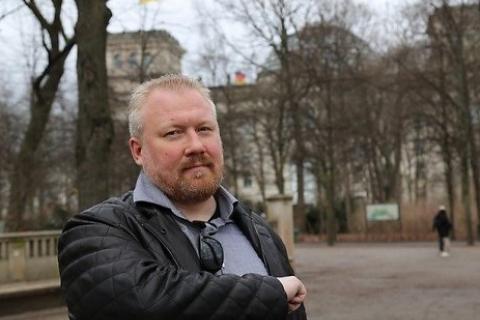 Російський опозиціонер попросив політичного притулку в Литви