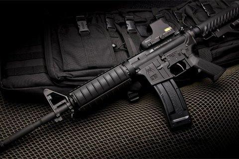 Україна випускатиме гвинтівку M16