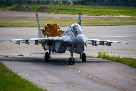 Воздушные силы ВСУ получили модернизированный истребитель МиГ-29