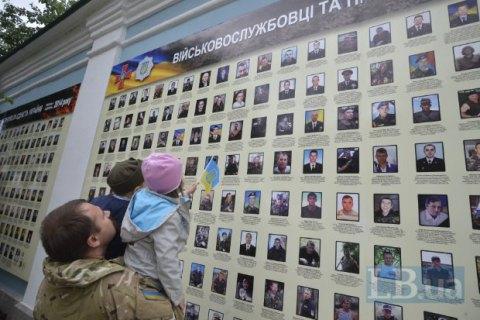 Генштаб назвал потери военных с начала АТО