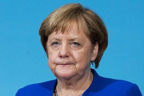 Меркель призвала противников правых экстремистов брать пример с участников покушения на Гитлера