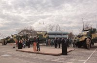 """Вооруженные силы Украины получили опытные образцы ракетного комплекса """"Нептун"""""""