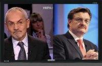 ТВ: Год Азарова и драка в прямом эфире