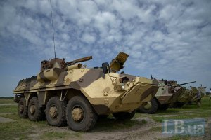 Україна розкрила дані про експорт озброєнь