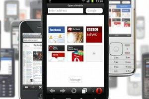 Facebook планирует купить Opera