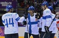 Росія зганьбилася у матчі з Фінляндією