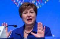 Глава МВФ після розмови з Зеленським заявила, що перегляду програми має передувати повне взаєморозуміння у кроках