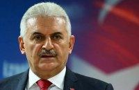 Прем'єр Туреччини заявив про втручання Європи у внутрішні справи країни
