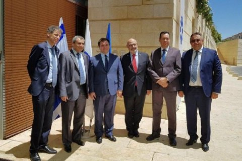 Україна та Ізраїль узгодили готовність угоди про ЗВТ