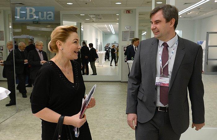 Виктор Соколов и Оксана Продан