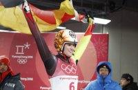 Немецкая саночница Натали Гайзенбергер стала олимпийской чемпионкой Пхёнчхана