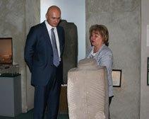 Местная власть обещает помощь археологам в исследовании Днепропетровска