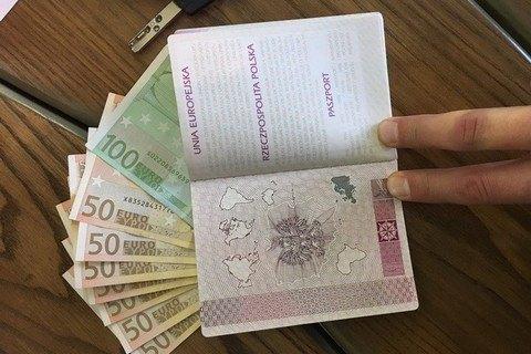 СБУ поймала изготовителей фальшивых паспортов для выезда в ЕС