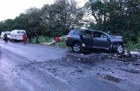 В ДТП под Знаменкой погибли 4 человека