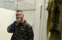 Суд продлил арест подозреваемого в убийстве Шеремета музыканта Антоненко до 4 апреля (обновлено)
