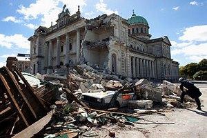 В Новой Зеландии поставят картонный собор взамен разрушенного