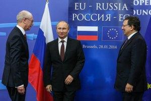 Баррозу и Путин договорились о трехсторонних консультациях