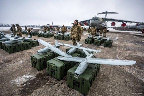 """ВСУ приняли на вооружение беспилотник """"Аист-100"""""""