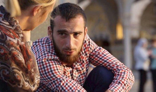 Саид Мажаев после побега из ИГИЛ
