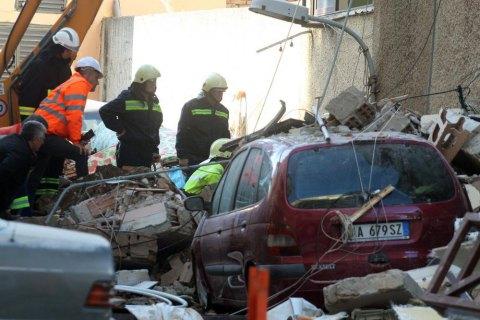 В Албании произошло еще одно землетрясение
