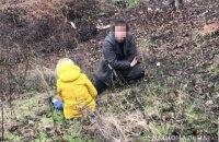 В Харькове злоумышленник взял в заложницы прохожую и ранил полицейского