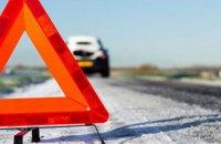 В Києві через негоду трапилося понад 150 ДТП