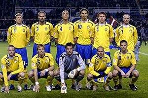 Шведы одолели Исландию