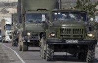 У РНБО повідомляють про перекидання Росією нових підрозділів на Донбас