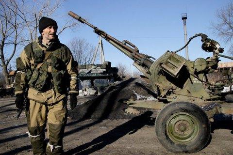 Оккупанты на Донбассе обстреляли украинские позиции из минометов и гранатометов